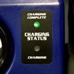 Jump-N-Carry JNC660: Automatic Recharging
